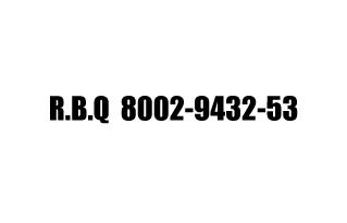Prospéco Construction inc. Numéro RBQ : 8002-9432-53