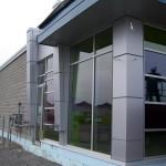 Revêtement aluminium
